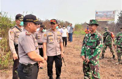 Penyelidikan terhadap perusahaan perkebun.n kelapa sawit yang membakar lahan dan hutan. (foto:ist)