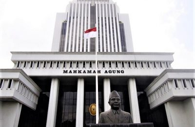 GEdung Mahkamah AGung RI. (foto:ist)