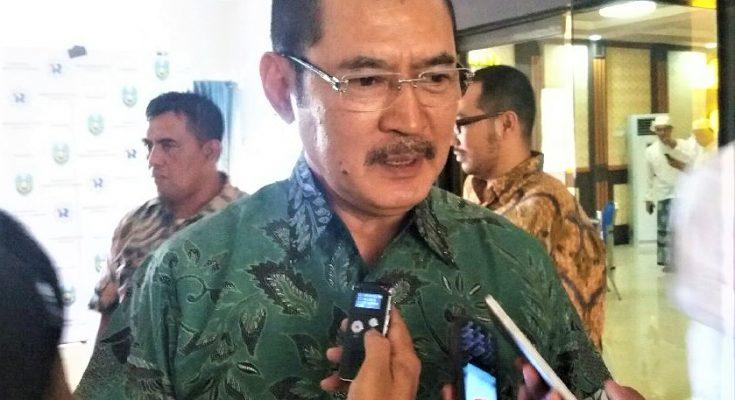 Bambang Trihatmodjo. (foto:fat)