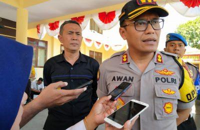 Kapolres Situbondo AKBP Awan Hariono.
