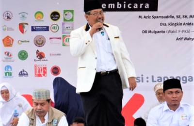 Wakil Ketua Fraksi PKS Mulyanto. (foto:ist)