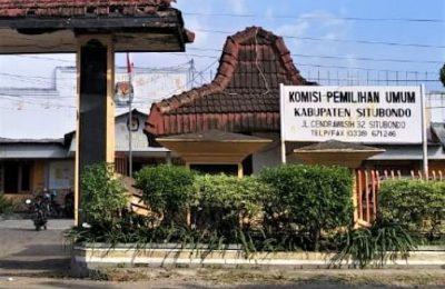 Kantor KPU Situbondo