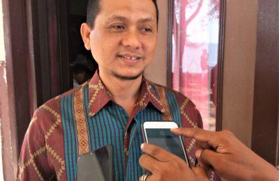 Ketua Komisi Pemilihan Umum (KPU) Kabupaten Situbondo Marwoto. (foto:fat)