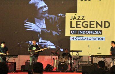 Jazzy Park 2019 dihadiri sejumlah musisi jazz papan atas.(foto:ist)