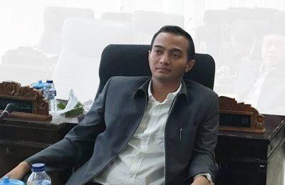 Ketua Fraksi Gerindra-PAN DPRD Kota Tangerang Selatan Ahmad Syawqi