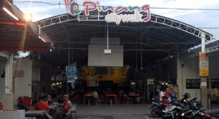 Salah satu lokasi yang diduga menjadi tempat perjudian Gelper di Tanjungpinang. (Ist)