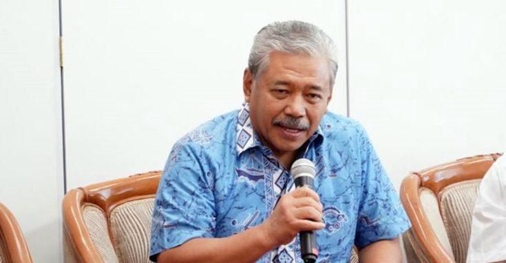 Ketua Umum Federasi Olahraga Rekreasi Masyarakat Indonesia (FORMI) Haryono Isman. (Ist)