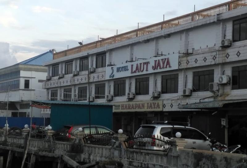 Salah satu bagunan ruko ini juga diduga menjadi tempat perjudian di Tanjungpinang. (Ist)