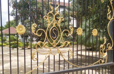 Kediaman Reynhard Sinaga di Depok. (foto:ltf)