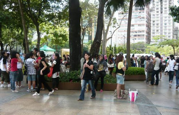 TKI di Hongkong. (foto:ist)_