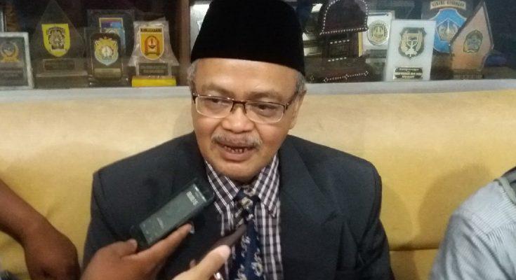 Plt Kepala Dinkes Situbondo Abu Bakar Abdi.
