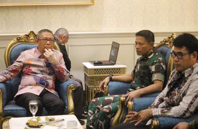 Gubernur Kalimantan Barat, Sutarmidji. (foto:das)