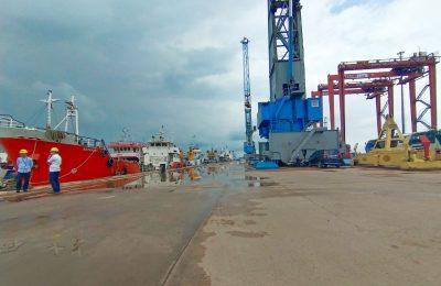 Pelabuhan batu ampar