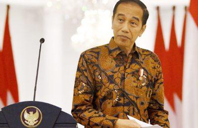 Presiden Jokowi. (foto:ist)
