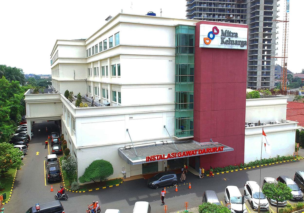 Rumah Sakit Mkitra Keluarga, Depok. (foto:istimewa)