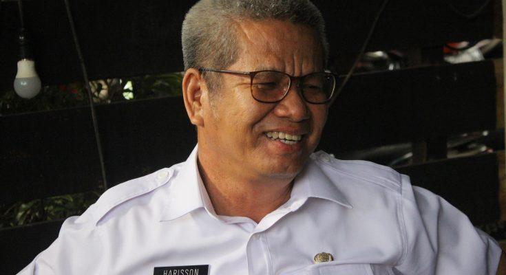 Kepala Dinas Kesehatan provinsi Kalimantan Barat, dr. Harisson