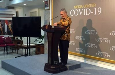 Jubir pemerintah untuk Covid-19, dr. Achmad Yurianto. (Ist)