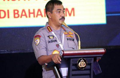 Kabaharkam Polri Komjen Pol. Drs. Agus Andrianto SH, MH. (Ist)