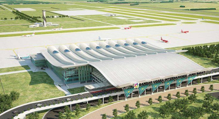 Bandara Internasional Jawa Barat (BIJB) Kertajati Subang. (foto:ist)