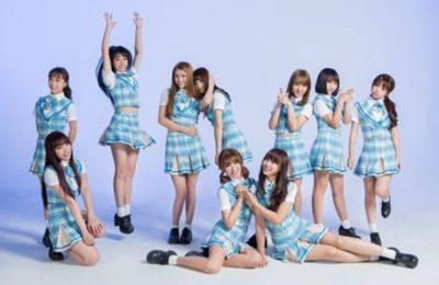 S.I.N.G, salah satu girl band asal China. (foto.Ist)