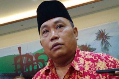 Ketua umum FSP BUMN Bersatu,Arief Poyuono . (foto:ist)