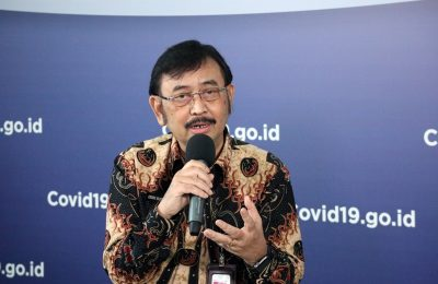 Kepala Pusat Data dan Informasi Kemenkes Didik Budijanto. (Ist)
