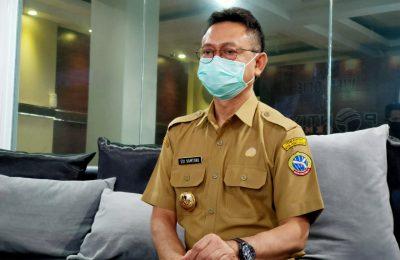 Wali Kota Pontianak, Edi Rusdi Kamtono. (foto:das)