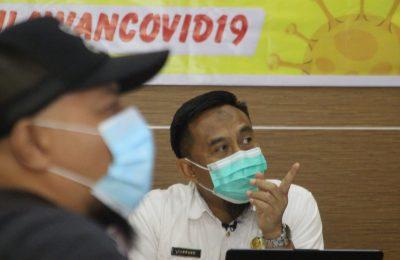 Kepala Dinas Kesehatan Kota Pontianak, dr. Sidiq Handanu. (foto:das)
