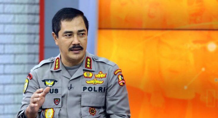 Kabaharkam Polri Komjen Pol. Drs. Agus Andrianto, SH, MH. (Ist)
