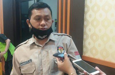 Marwoto Ketua KPU. Situbondo. (foto:fat)