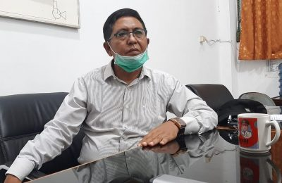 H Faisol Ketua Komisi 1 DPRD Situbondo. (foto:fat)