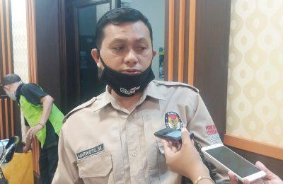 Ketua KPU Situbondo Marwoto. (foto:fat)