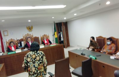 Pengadilan Negeri Jakarta Pusat kembali menunda sidang dengan agenda putusan penundaan kewajiban pembayaran utang (PKPU) terhadap PT Karya Citra Nusantara (KCN),